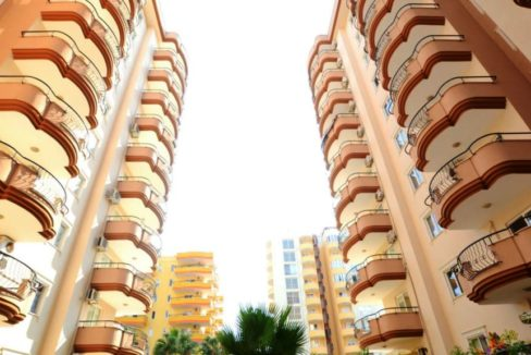 3 Room Apartment Flat for sale Alanya Mahmutlar 15