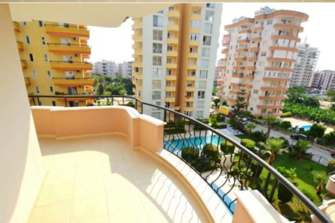 3 Room Apartment Flat for sale Alanya Mahmutlar 19