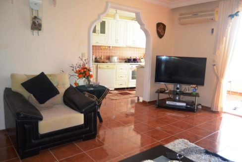 3 Room Apartment for sale Alanya Mahmutlar 62.000 Euro 15