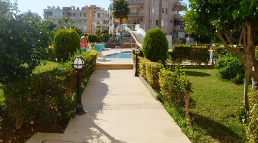 3 Room Apartment for sale Alanya Mahmutlar 62.000 Euro 20