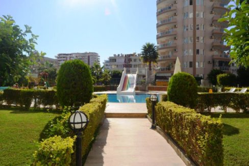 3 Room Apartment for sale Alanya Mahmutlar 62.000 Euro 22