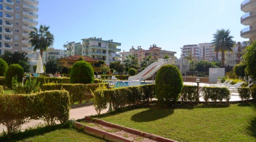 3 Room Apartment for sale Alanya Mahmutlar 62.000 Euro 25