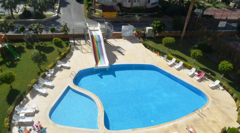3 Room Apartment for sale Alanya Mahmutlar 62.000 Euro 36