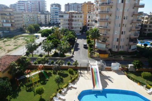 3 Room Apartment for sale Alanya Mahmutlar 62.000 Euro 37