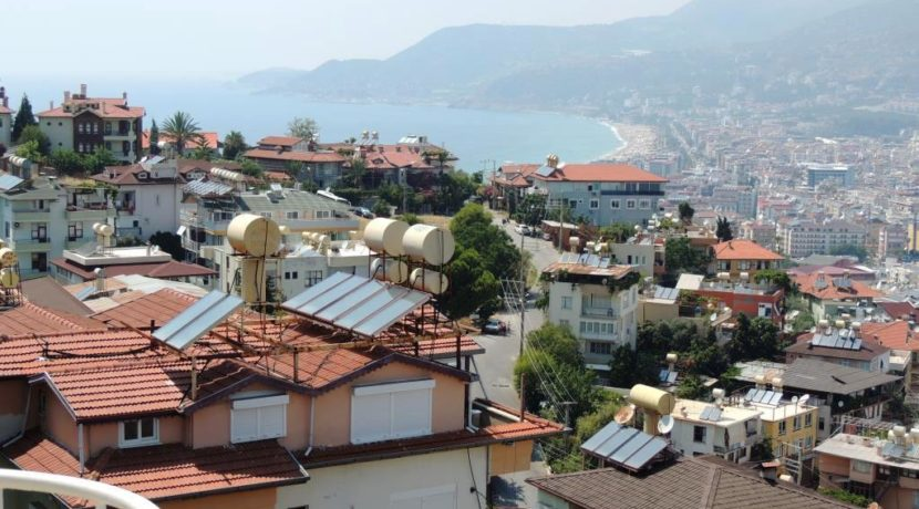 Alanya Apartment For Sale in Castle Location 73000 Euro 2