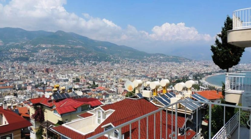 Alanya Apartment For Sale in Castle Location 73000 Euro 4