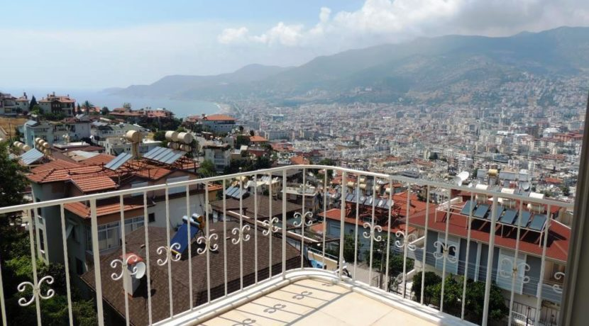 Alanya Apartment For Sale in Castle Location 73000 Euro 6