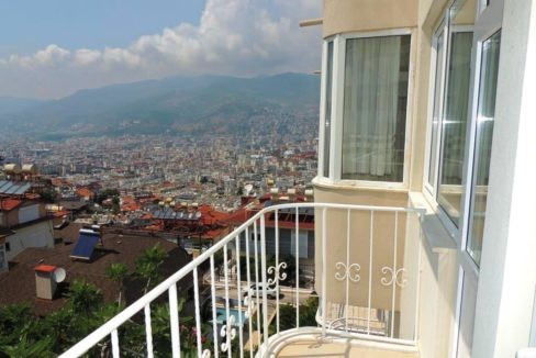 Alanya Apartment For Sale in Castle Location 73000 Euro 12