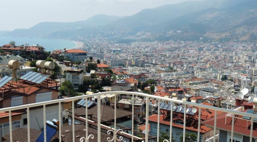 Alanya Apartment For Sale in Castle Location 73000 Euro 18