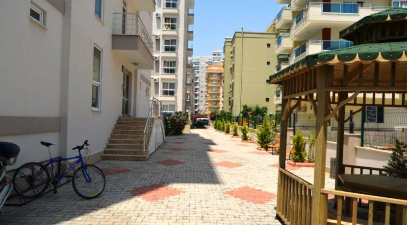 Cheap flat property apartment for sale in Mahmutlar Alanya 4
