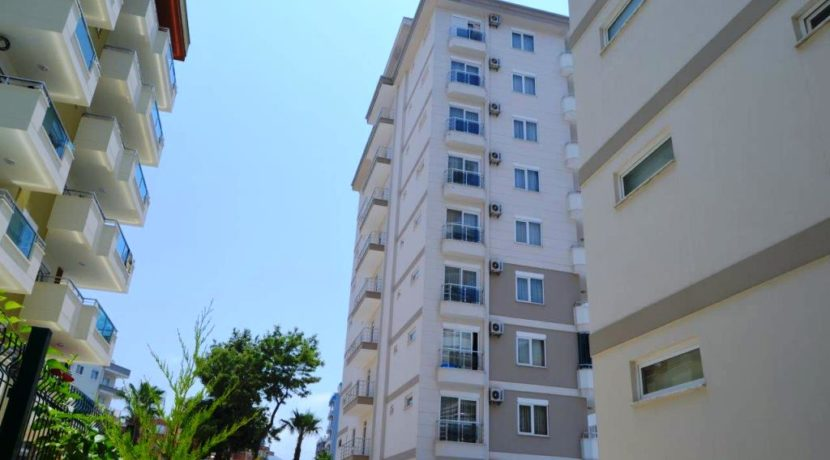 Cheap flat property apartment for sale in Mahmutlar Alanya 5