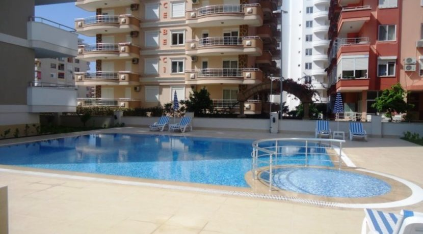 Cheap flat property apartment for sale in Mahmutlar Alanya 7