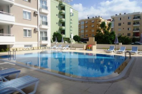 Cheap flat property apartment for sale in Mahmutlar Alanya 8