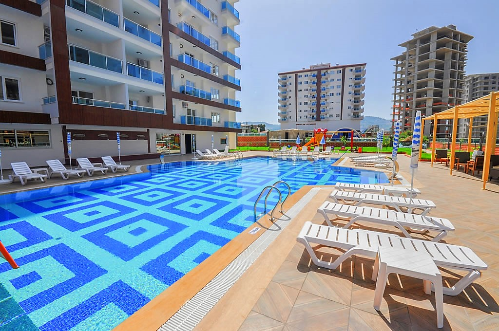 Flat Apartment property for sale Alanya Mahmutlar 41000 €
