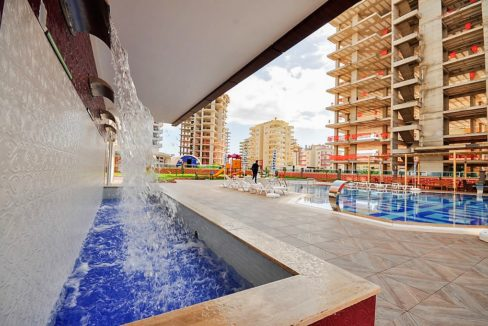 Flat Apartment property for sale Alanya Mahmutlar 41000 € 8