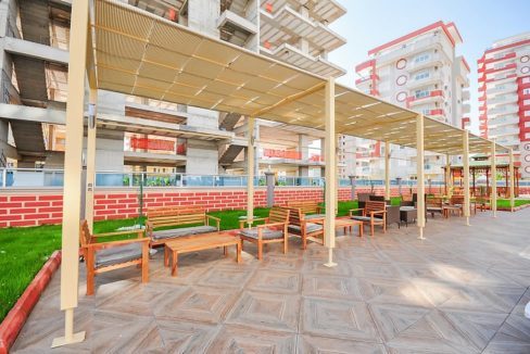 Flat Apartment property for sale Alanya Mahmutlar 41000 € 9