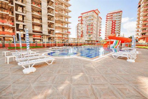 Flat Apartment property for sale Alanya Mahmutlar 41000 € 12
