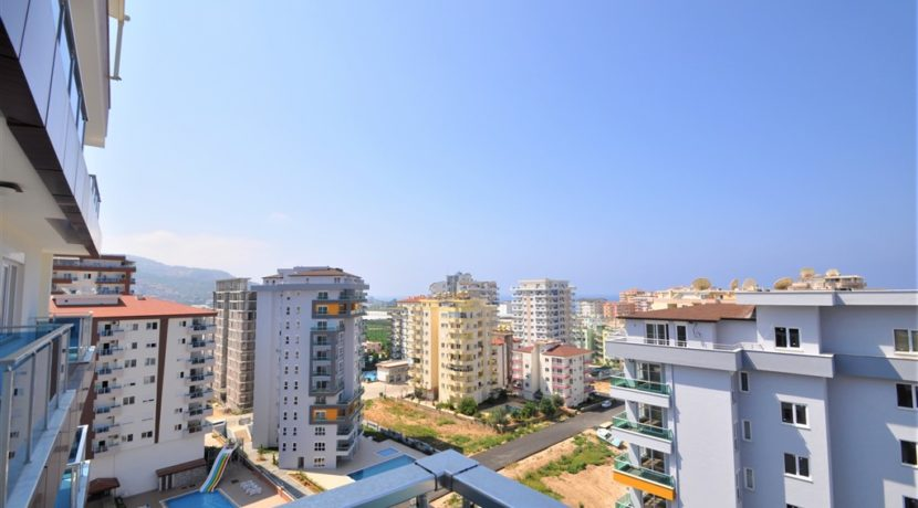Flat Apartment property for sale Alanya Mahmutlar 41000 € 31