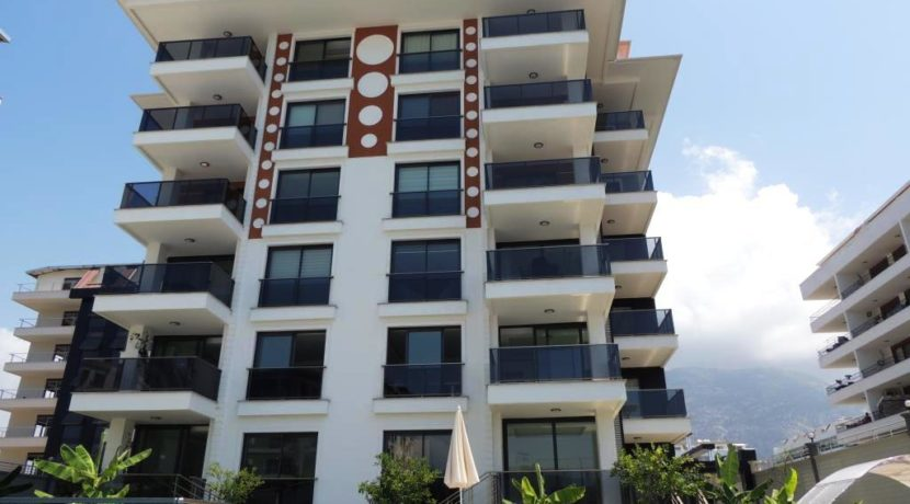 New Cheap Apartment for sale in Alanya Kestel 33000 Euro
