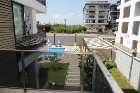 New Apartment For Sale in Alanya Beachfront 33000 Euro 4
