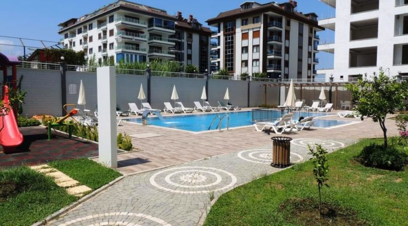 New Apartment For Sale in Alanya Beachfront 33000 Euro 10