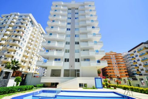 New Penthouse Apartment For Sale in Alanya 75000 Euro 1
