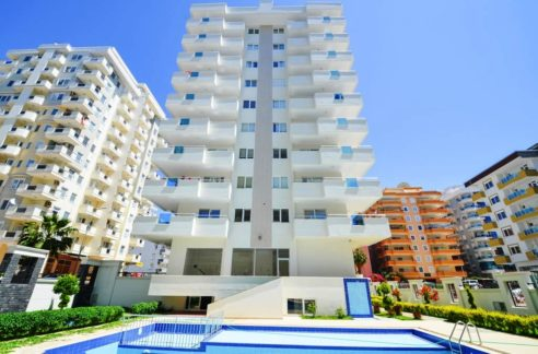 New Penthouse Apartment For Sale in Alanya 75000 Euro