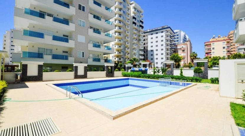 New Penthouse Apartment For Sale in Alanya 75000 Euro 2