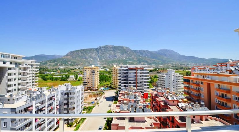 New Penthouse Apartment For Sale in Alanya 75000 Euro 5