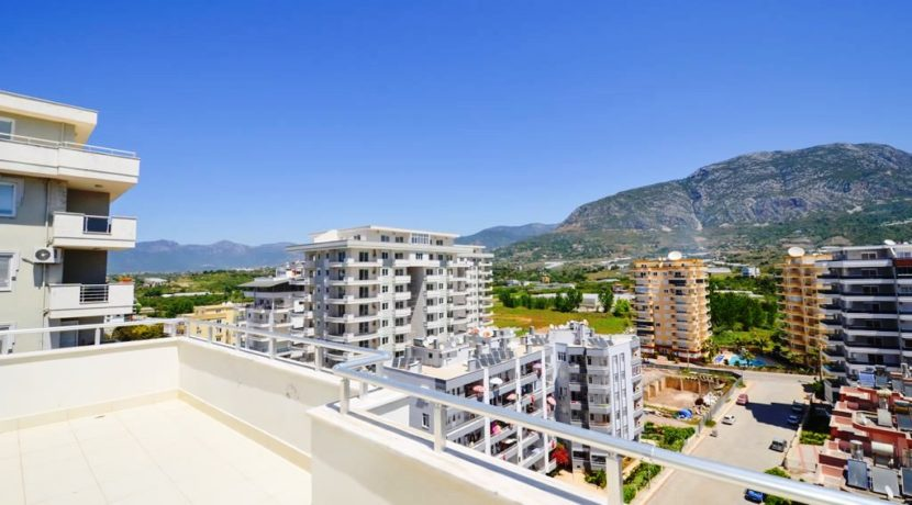 New Penthouse Apartment For Sale in Alanya 75000 Euro 16