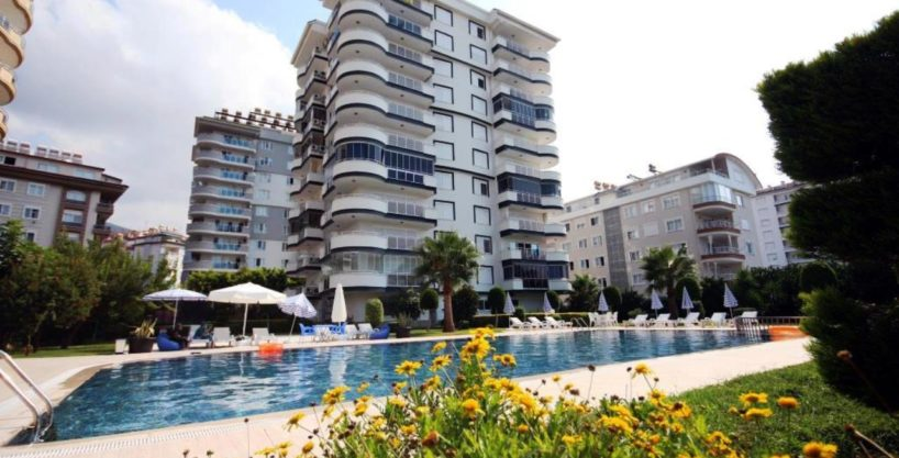 Turkey Alanya Centrum Property For Sale 90000 Euro