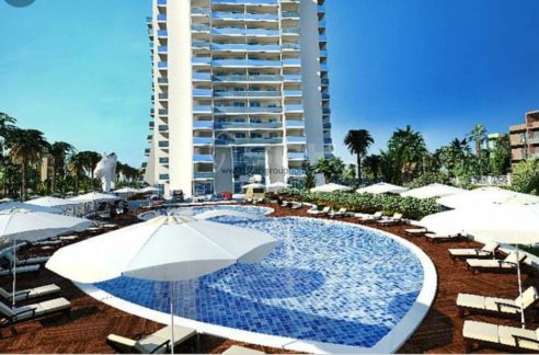 Turkey Mahmutlar Alanya Apartment flat for sale