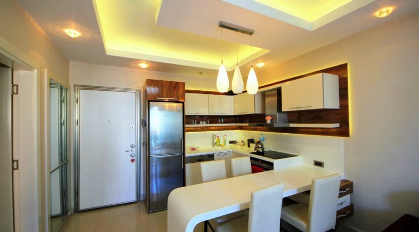 Turkey Mahmutlar Alanya Apartment flat for sale 49500 € 4