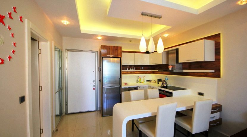 Turkey Mahmutlar Alanya Apartment flat for sale 49500 € 5