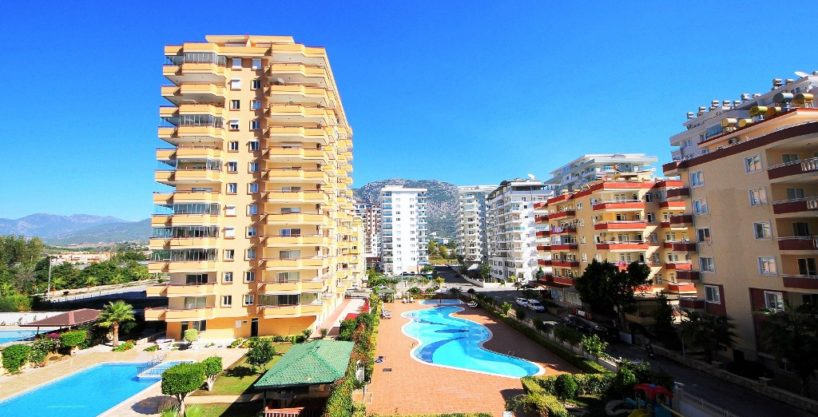 Turkey Mahmutlar Alanya Apartment flat for sale 49500 €
