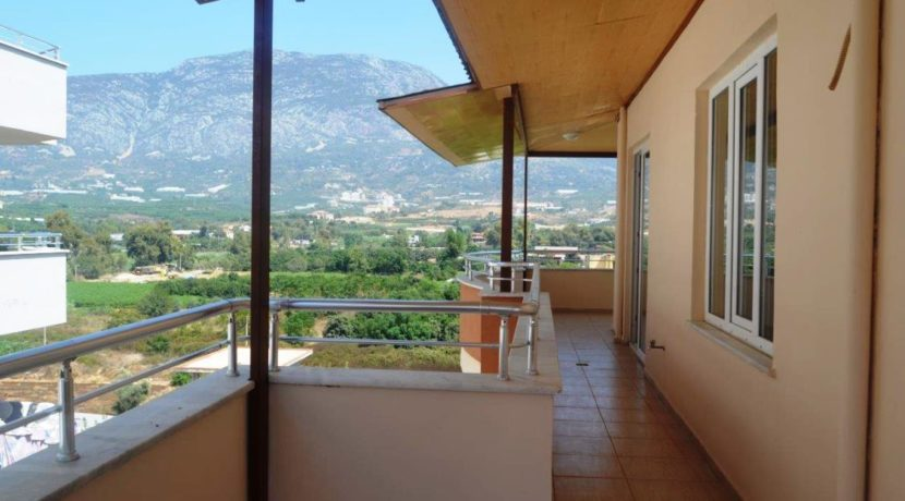 Very big apartment duplex for sale Alanya Mahmutlar 19
