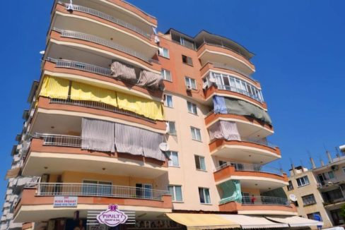 Very big apartment duplex for sale Alanya Mahmutlar 26
