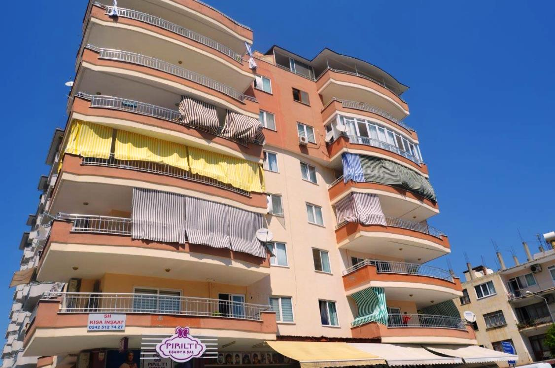 Very big apartment duplex for sale Alanya Mahmutlar