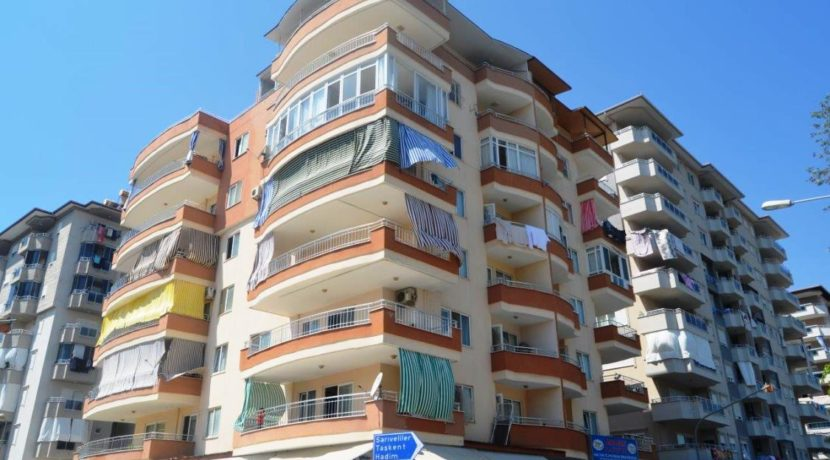 Very big apartment duplex for sale Alanya Mahmutlar 27