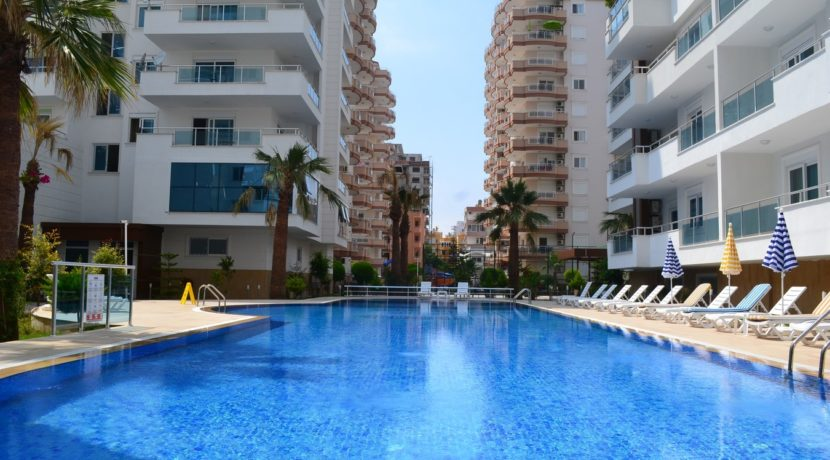 Apartment for sale owner Alanya Mahmutlar 79000 Euro