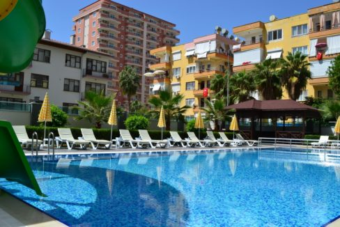 Flat property for sale Mahmutlar Alanya 48.000 Euro