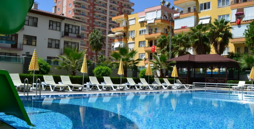 Flat property for sale Mahmutlar Alanya 49.000 Euro
