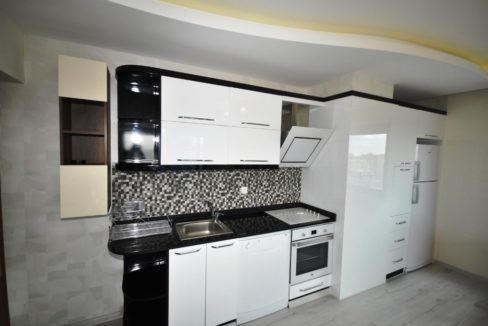 Property 3 Room Apartment for sale alanya 75.000 Euro