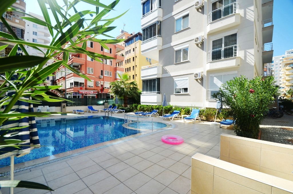 alanya holiday apartment for sale 39.500 euro