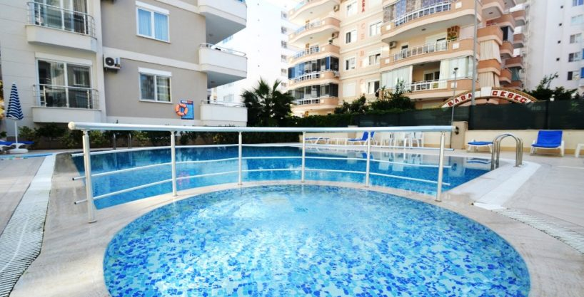Alanya Seaview Apartments flats property For Sale 41000 Euro