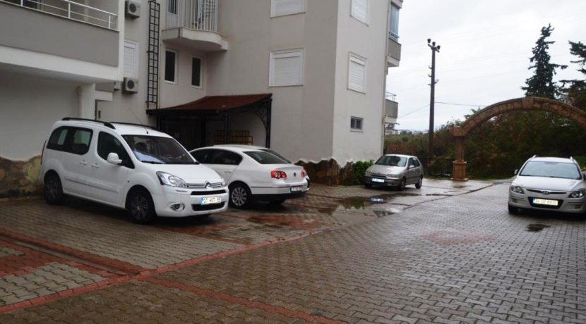 3 Room apartment for sale Alanya Turkey 45.000 Euro