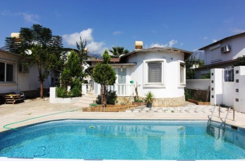 Private home villa for sale alanya turkey 97.000 Euro