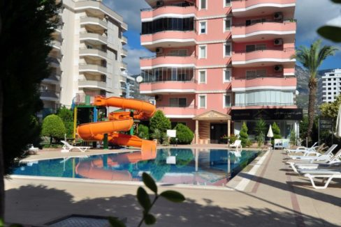 3 Room cheap apartment for sale Alanya Turkey 52.000 Euro