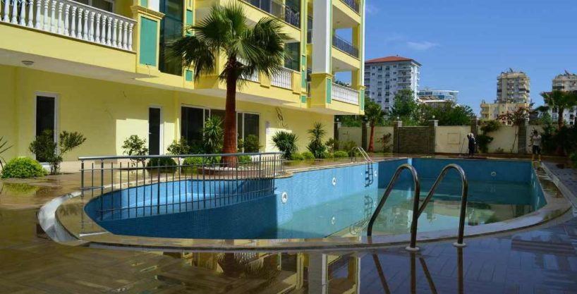 3 Room cheap apartment for sale Alanya Turkey 50.000 Euro