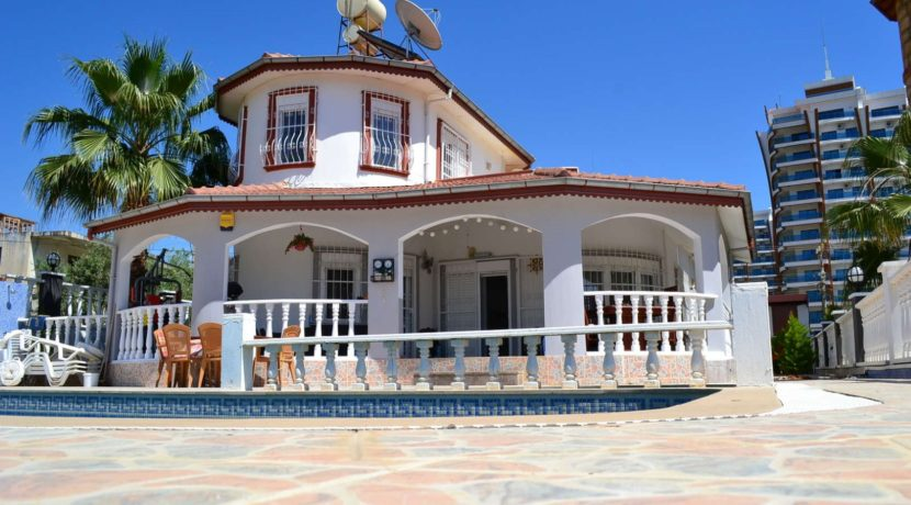 Alanya Private villa for sale from owner 185.000 Euro